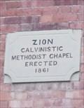 Image for 1861 - Zion Methodist Chapel, Llansantffraid, Powys, Wales, UK