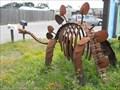 Image for Stegosaur - Ft Bragg  CA