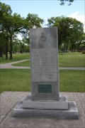 Image for Memorial to Gen Sir Sam Steele Legion Branch 117, Royal Canadian Legion -- Winnipeg MB
