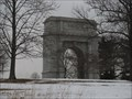 Image for The National Memorial Arch - Valley Forge National Historical Park - King of Prussia, Pennsylvania