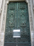 Image for Florence Cathedral Main portal - Florence, Italy
