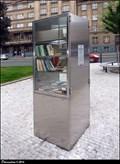 Image for Poulicní knihovna / Street open library - Dejvice (Prague)