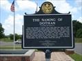 Image for The Naming of Dothan Historical Marker - Dothan, AL
