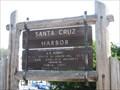Image for Tsunami Recovery Efforts Continue At Santa Cruz Harbor