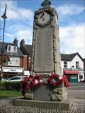 Image for War Memorial - Sheldon Court, High Street, Woburn Sands, Buckinghamshire, UK