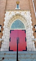Image for First Presbyterian Church Entrance - Missoula, MT