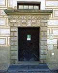 Image for Portal zamku v Nasavrkach / okres Chrudim, CZ
