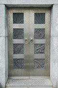 Image for Wright Brothers Memorial Door, Kill Devil Hills, NC