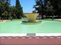 Image for War Memorial Fountain - Blenheim, South Island, New Zealand