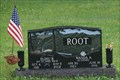 Image for Elihu and Wanda Root - West Branch Cemetery, Tioga County, PA
