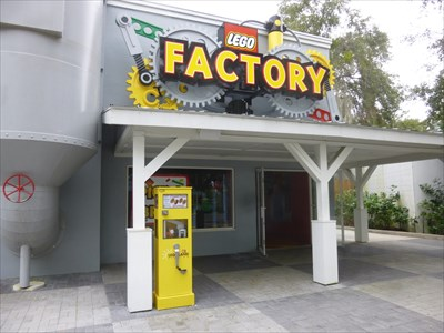 Fun Town - Legoland Florida.