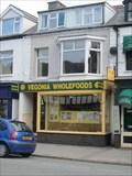 Image for Vegonia Wholefoods, High Street, Porthmadog, Gwynedd, Wales, UK