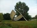 Image for Sundial near Pristavny bridge - Bratislava, Slovakia
