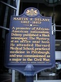 Image for Martin R. Delany - Pittsburgh, PA