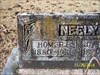 Homer E. Neely Centenarian Headstone, by MountainWoods