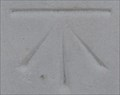 Image for Cut Bench Mark - Jubilee Square, Maidstone, Kent, UK