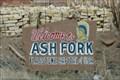 Image for Flagstone Capital of USA - Ash Fork, AZ