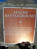Image for James Canyon Skirmish in the Apache Wars, New Mexico