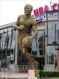 Image for Logoman - NBA City - Universal City Walk,  Orlando, Florida, USA.