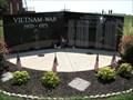 Image for Vietnam War Memorial, Riverfront Esplanade, Evansville, IN, USA