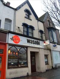 Wasabi Sushi Restaurants, Swansea, Wales.