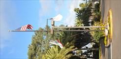 Image for Point Loma Nazarene University Nautical Flagpole