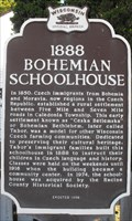 Image for 1888 Bohemian Schoolhouse - Caledonia, WI