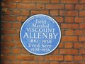 Image for Viscount Allenby - Wetherby Gardens, London, UK