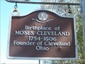 Image for Birthplace of Moses Cleveland - Canterbury, CT