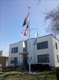 Image for Veteran's Fellowship Nautical Flag Pole - Ogden, Utah