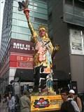 Image for The Graffiti Statue of Liberty - Taipei, Taiwan