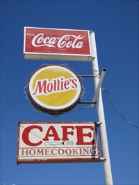 Mollie's Signs, Snowville, UT