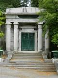 Image for McCord Mausoleum - Mount Mora Cemetery - St. Joseph, Mo.