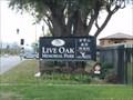 Image for Live Oak Memorial Park - Monrovia, CA