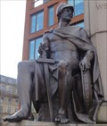 Image for Mars on Statue of The Duke of Wellington – Manchester, UK