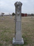 Image for J.H. Grizzard - Rice Cemetery - Rice, TX