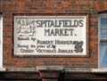 Image for 1887 - Spitalfields Market - Commercial Street, London, UK