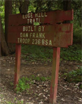 Image for Edge Hill Trail - Bushy Run Battlefield SHS - Harrison City, Pennsylvania