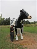 Image for Bessie the Giant Cow, Charlottetown, PEI, Canada