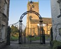 Image for St Mary's Church Gates - Kirkby Lonsdale, Cumbria UK