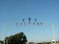 Image for St. Benedict's (Calvary) Cemetery - Shawnee, OK