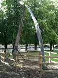 Image for Whale Bone Arch - Workman Gardens