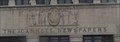 Image for Gannet Building frieze - Rochester, NY