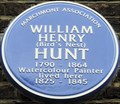 Image for William Henry Hunt - Marchmont Street, London, UK