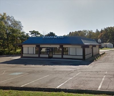 This is the current business at the former Burger Chef location.
