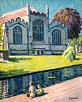 "Image for ""St Marys Hitchin"" by Gerard Ceunis – St Mary's Church, Hitchin, Herts, UK"