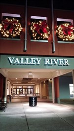 South entrance to the Valley River Center