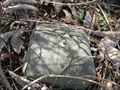 Image for Confederate Cavalry/Gregg Ave Intersection Survey Stone - Gettysburg,PA