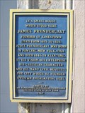 Image for Site of James Prendergast's Homestead - Jamestown, New York