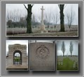 Image for Brandhoek New Military Cemetery, No. 3, Vlamertinge -W-Vl - Belgium